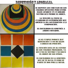 Tema: elementos por compocición (repetición y anomalia)
