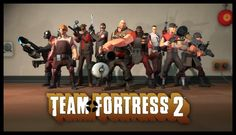 I love the TF2 art style. So simplistic, yet so expressive. The 'meet the...' vids Valve did as promos are still brilliant.