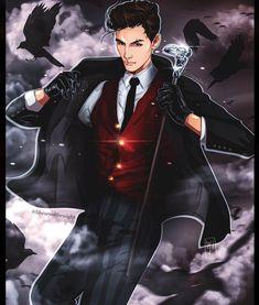 Six Of Crows Characters, Book Characters, Fictional Characters, Fantasy Characters, Funeral, Saga, Will Herondale, Kaz Brekker, Crooked Kingdom
