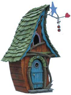 Sleepy Hollow Small Houses | Fairy Houses & Doors | Enchanted, Whimsical Fairy items from the Sleepy Hollow Woodworking Studio.