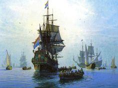 Dutch ships
