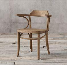 Vienna Café Wood Armchair