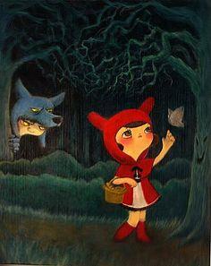 Yuki Miyazaki | Little Red Riding Hood