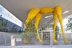 Hondelatte Laporte Architectes — Giraffe childcare center