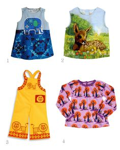 retro kids clothes