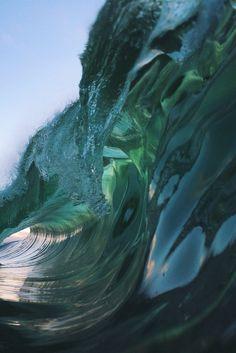 """wolverxne: """" Waves - by: { Ryan Pernofski } """" Water Waves, Sea Waves, Sea And Ocean, Ocean Beach, All Nature, Beautiful Ocean, Making Waves, Am Meer, Sea Shells"""
