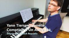 Amélie Poulain - Comptine d'un autre été | Yann Tiersen | on piano | 4K UHD
