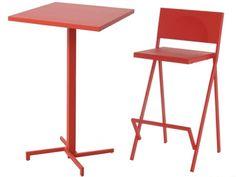 Table haute pliable pour bar - Sledge