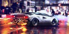21 Insane Car Renders You'll Worship - Car Art