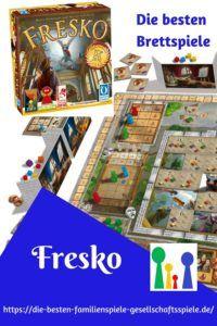 Fresko Die Besten Familienspiele Brettspiele Ab 10 Jahren Brettspiele Gesellschaftsspiele Familienspiele