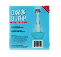OXY BUMP: SINUS CONGESTION NASAL SPRAY – 15ml/120 sprays $11.99 #oxybump #nasalspray #sinuscongestion #homeopathic #health #wellness Sinus Congestion Relief, Construction Worker, Health Products, Sprays, Bump, Target, Tips, Shopping, Target Audience