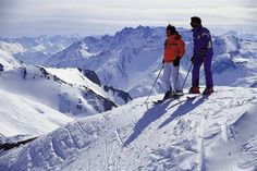 Ischgl Ski Resort