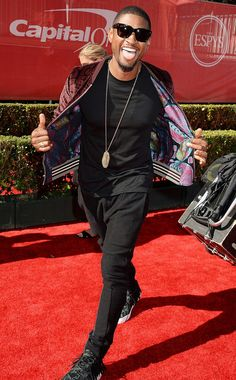 """cultivated-arrogance-blog: """" On Wednesday 7/13, Usher hit up the 2016 ESPY Awards at the Microsoft Theatre in Los Angeles, CA. """""""