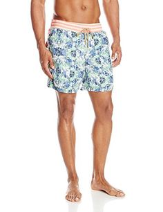 Introducing Maaji Mens Dreamed Grove Swim Trunk Multi XLarge. Great Product and follow us to get more updates!