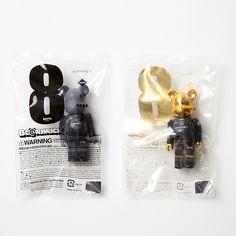 SOPH.TOKYO 8th NOVELTY : BE@RBRICK「100% BE@RBRICK SOPHNET. + F.C.R.B. Limited Edition」