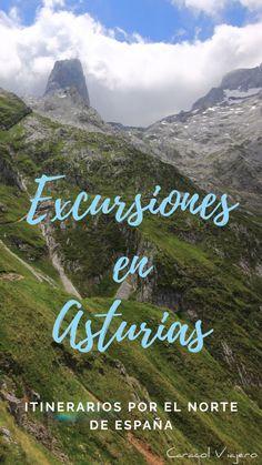 Excursión en Asturias al picu Urriellu. Recomendaciones, duración y mucha más info. #Asturias #viajes #España #rural #caracolviajero Asturias Spain, South Of Spain, Spain Travel, Places To See, Around The Worlds, The Incredibles, Tours, Adventure, City