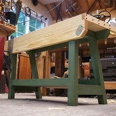 "451 Likes, 24 Comments - Benchcrafted (@benchcrafted) on Instagram: ""We wanted to do something special for Handworks 2017, so here's what we came up with. A bench for…"" #woodworkingtools"