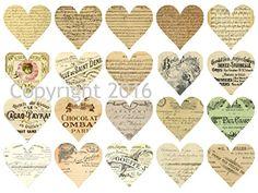 Valentine's Day Ephemera Hearts Collage Sheet #113 for Altered Art, Scrapbooking, Design, Cards Paper Moon Media http://www.amazon.com/dp/B01ATYLF5U/ref=cm_sw_r_pi_dp_RO3Pwb0G9VE0H