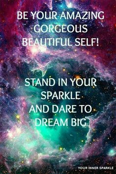 sparkle quotes | Pinned by Ruth Davis