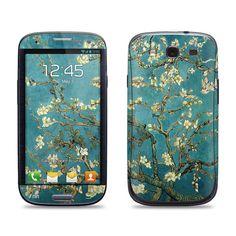 Samsung Galaxy S3 Phone Case Cover Decal  Van Gogh by skunkwraps, $9.95