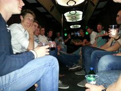 Stag Party with PartyBus in Krakow
