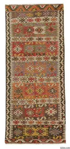 Antique Aydin Kilim - 4,3x10,2 / $4000