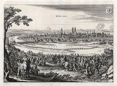 Munich & Isar 1640