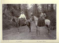 Constance Gore Booth and Eva? Side Saddle, Mists, Love Story, Irish, Novels, English, Horses, History, Grey