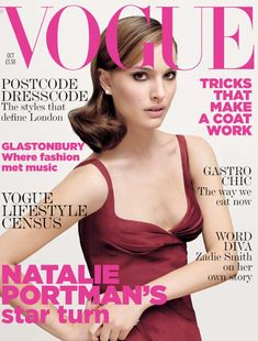 October 2005 Natalie Portman wears a silk dress, £1,165, at Prada. Cultured pearl earrings, £650, at Asprey. All make-up by Stila. Hair: Neil Moodie for Windle Salon. Make-up: Jeanine Lobell. Fashion editor: Miranda Robson. Photographed by Corinne Day.