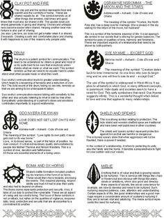 tribal tattoos meanings - Google Search