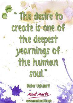 Quote by Dieter Uchdorf. Designed by Mont Marte - www.montmarte.net