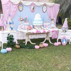 Princess Cinderella Party