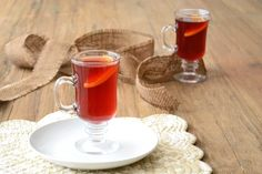 Hot Cranberry Cider with Fennel and Orange Liqueur by @cookthestory