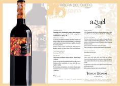 #Azuel Roble. #wine D.O. #RiberadelDuero