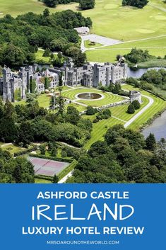Visiting Ashford Castle, on the West Coast of Ireland was, without a doubt, one of the top travel moments of my year. Here's everything you need to know to book your stay. | Mrs O Around the World #Travel #Ireland #LuxuryTravel | ireland honeymoon | travel in ireland | traveling to ireland | ireland vacation tips | honeymoon ireland | honeymoon in ireland | ireland vacation Honeymoon Ireland, Ireland Vacation, Dublin Travel, Ireland Travel, European Destination, European Travel, Travel Around The World, Around The Worlds, Scotland Travel Guide