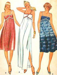 Sundress Sewing Pattern Butterick 3779 Size 8