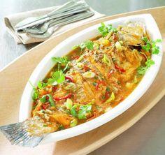 Vis Op Sichuan-wijze recept | Smulweb.nl