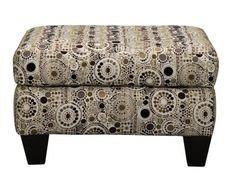 Dazzle Ottoman - Value City Furniture