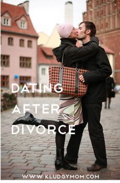 Dating After Divorce - it has challenges when kids are in the mix... granted I didn't get divorced but all the same challenges seem to be there...