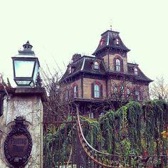 The Haunted Mansion Disney
