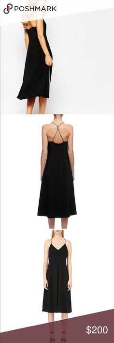 Whistles diamonte slip dress New with tags, look pictures for details, uk8/us4 ASOS Dresses Midi
