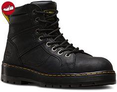 Dr. Martens Duct Safety Toe 8 Eye Boot (*Partner-Link)
