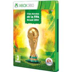 Copa Mundial FIFA Brasil 2014 Xbox 360