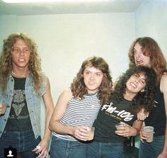 #Alcoholica #Metallica