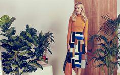 Download wallpapers Milou Gort, 4k, beautiful woman, Dutch model, blonde, fashion model