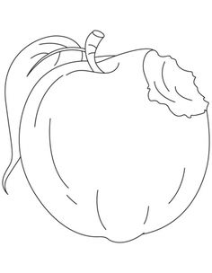 apple coloring page download free apple coloring page for kids best coloring pages