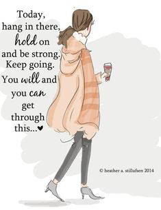 Positive Quotes For Women : The Heather Stillufsen Collection from Rose Hill Designs