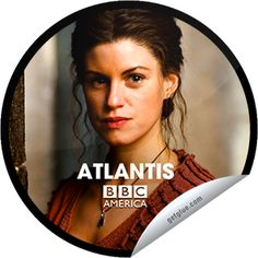 Atlantis: Medusa Jack Donnelly, Bbc America, Make New Friends, Medusa, Atlantis, Originals, Entertaining, Stickers, Jellyfish