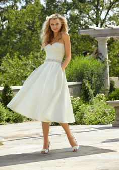 a-line zipper sweetheart ruched natural waist wedding dress - Bestdress2014.com