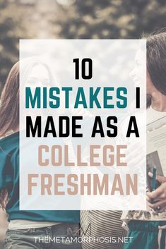 10 Common Mistakes Students Make Their Freshman Year of College These college freshman tips are CRUCIAL to having the best first year of college! The post 10 Common Mistakes Students Make Their Freshman Year of College appeared first on School Ideas. College Freshman Tips, First Year Of College, College Hacks, Freshman Year, Scholarships For College, College Life, College Students, College Success, First Year Student